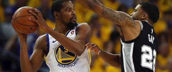 Bookie vs. Bettor - Pelicans vs. Warriors Game 1 NBA Playoffs Odds