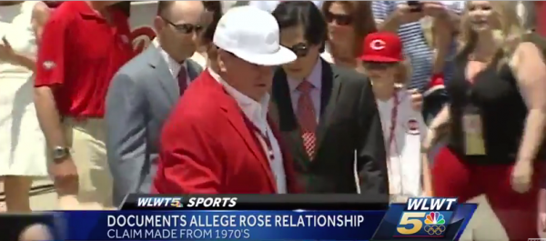 Woman Claims She had Sexual Relationship With Pete Rose at 14, He Was in 30s