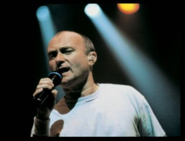 Phil Collins World Series of Poker