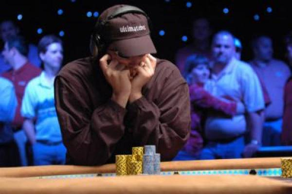 WSOP One Drop:  Poker Brat Phil Hellmuth Says 'Time to Man Up'