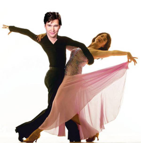Phil Hellmuth Dancing With The Stars