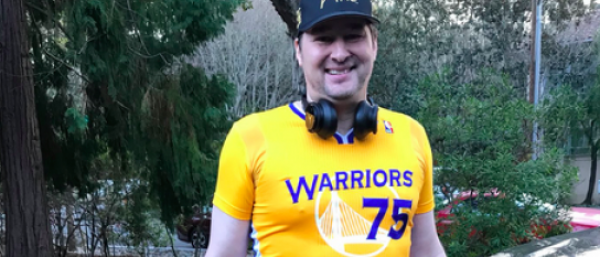 Poker Pro Phil Hellmuth Teased for Wearing Tight Warriors Shirt: 'Showing Team Spirit'