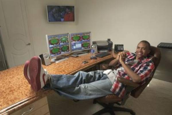 Phil Ivey Full Tilt Poker