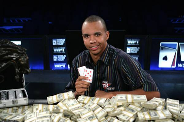 WSOP, Phil Ivey