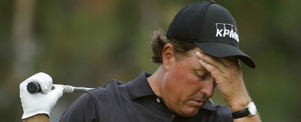 Phil Mickelson Once Forked Over Close to $3 Million for Gambling Debts