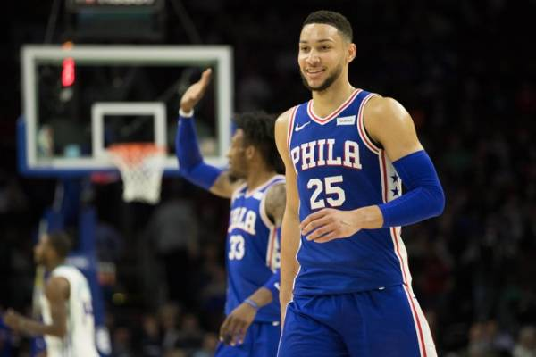 Heat-76ers Series Betting Odds - 2018 NBA Playoffs