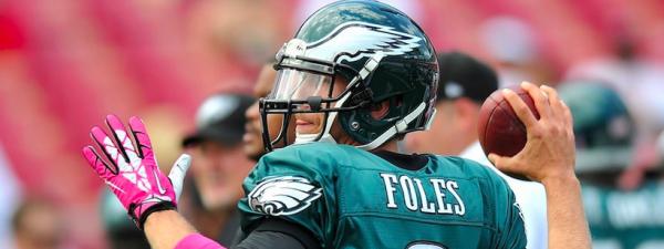 Eagles Super Bowl 52 Odds Now at 12-1
