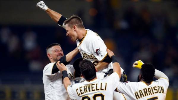 Scared Bookie: The Pittsburgh Pirates Go On Tear
