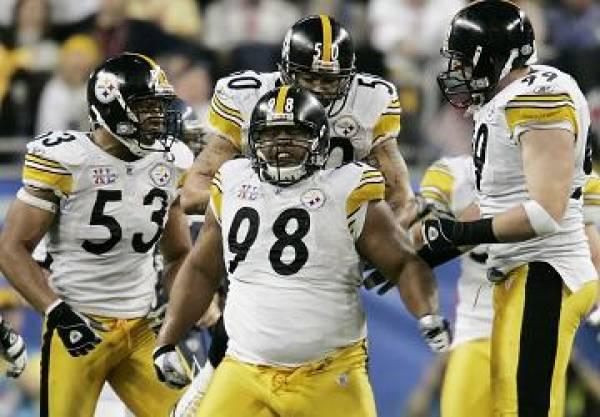 Pittsburgh Steelers 2009 Odds
