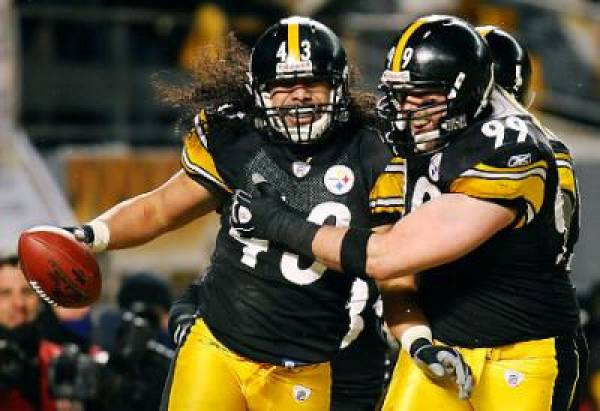 Pittsburgh to Win 2011 Super Bowl