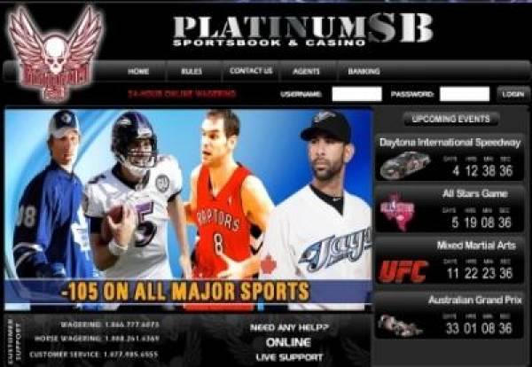 Platinum sb sports betting raid purdue michigan state betting line