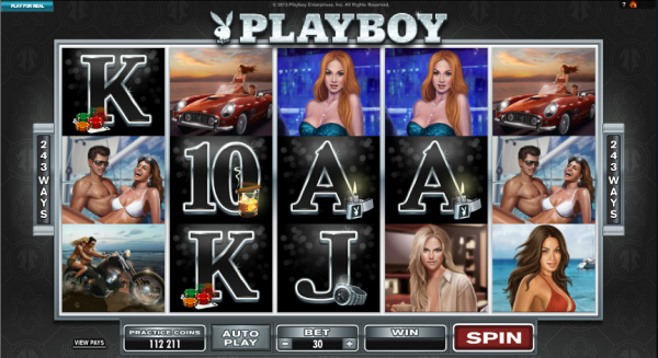 Playboy Gold Slot Machine Comes To Play Slots 4 Real Money