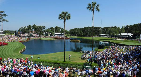 TPC Sawgrass Betting Odds – 2014:  How Many Balls to Go Into Water on 17th Hole