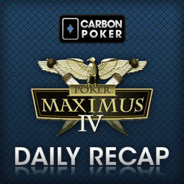 Poker Maximus IV – Day 1 Recap