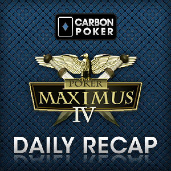 Poker Maximus IV – Day 9 Recap
