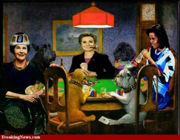US Debt Ceiling Crisis Poker