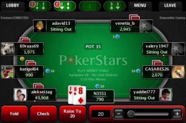 Is Pokerstars Legal In Australia