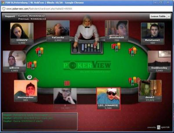 PokerView Moves to Merge