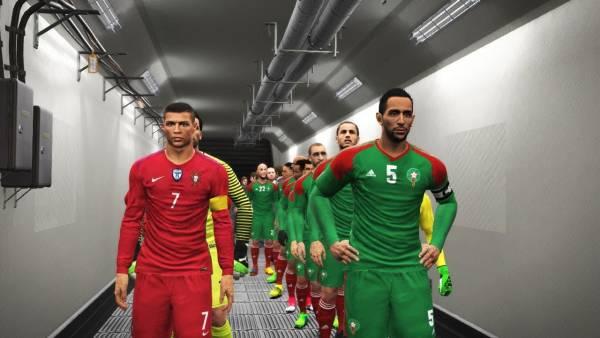 portugal vs morocco - photo #31