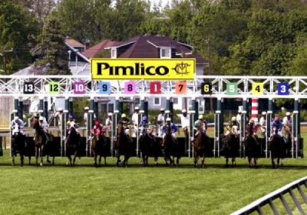 Betting on the Preakness