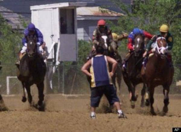 Preakness Stakes Infield Party