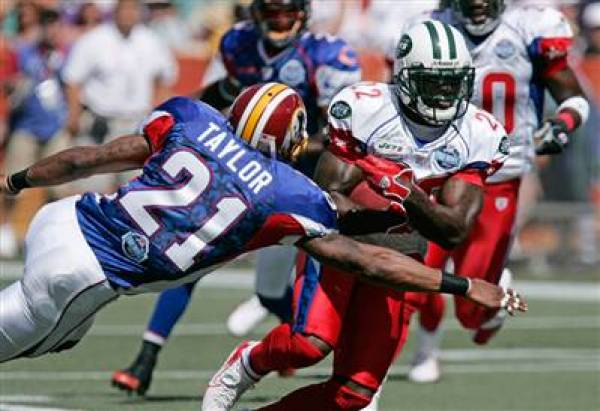 2011 NFL Pro Bowl Betting Odds