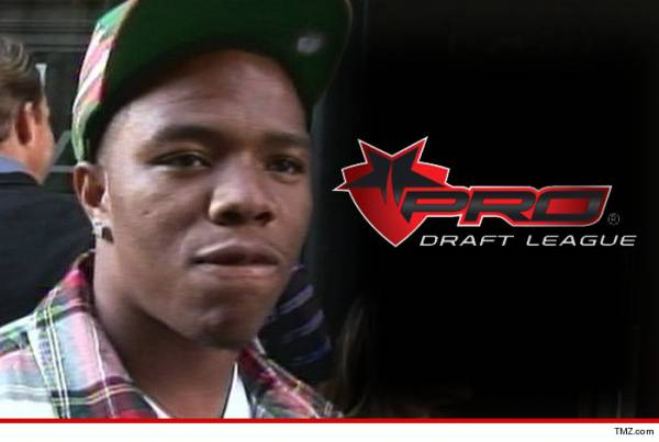 Ray Rice Gets $1 Mil Contract Offer From Daily Fantasy Sports Site ProDraftLeagu