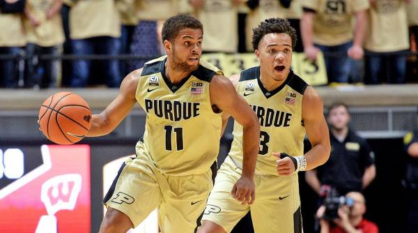 Line on the Butler-Purdue Game: Why the Three Point Underlay