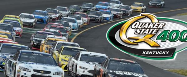 NASCAR Betting – Quaker State 400 Odds
