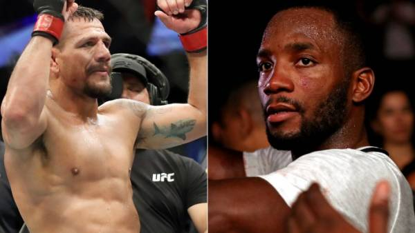 UFC Fight Odds – Rafael dos Anjos vs. Leon Edwards