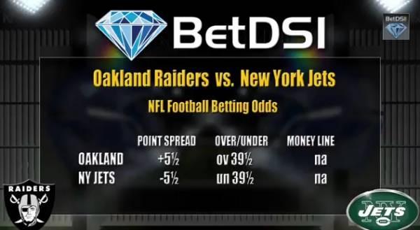 Raiders vs. Jets Free Pick – 2014 Week 1 NFL