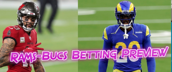 NFL Betting – Los Angeles Rams at Tampa Bay Buccaneers