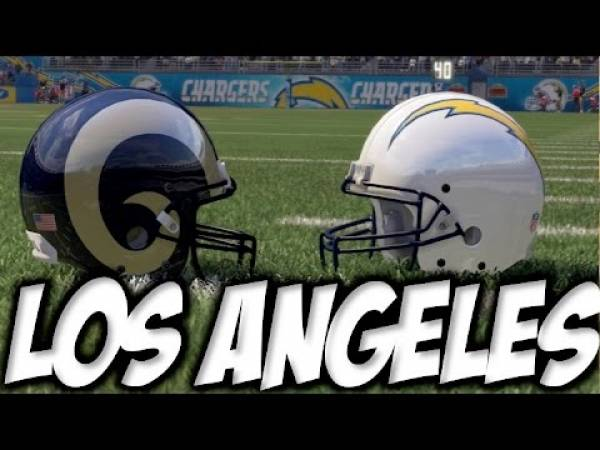 LA Rams, Chargers Season Wins Prediction, Betting Odds 2017