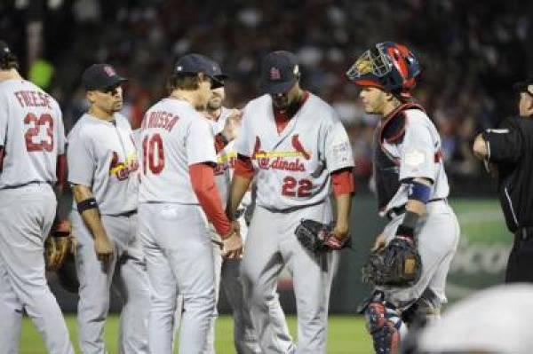 Texas Rangers vs. St. Louis Cardinals Game 6 World Series Betting Line