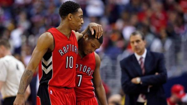 Nationals-Raptors Series Betting Odds - 2018 NBA Playoffs