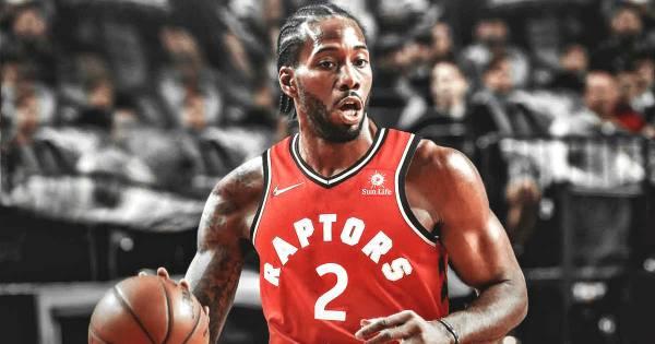 Line on Game 1 Raptors-Warriors NBA Finals