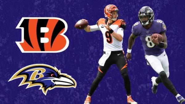 Cincinnati Bengals vs. Baltimore Ravens Week 5 Betting Odds, Prop Bets