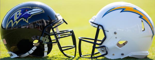 Baltimore Ravens vs Los Angeles Chargers Prediction - Week 16