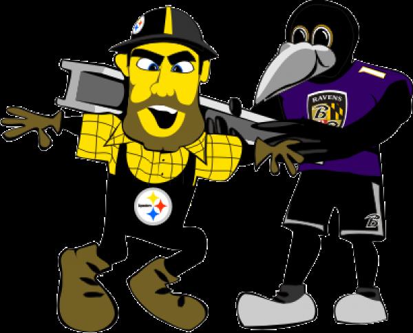 Ravens-Steelers Betting