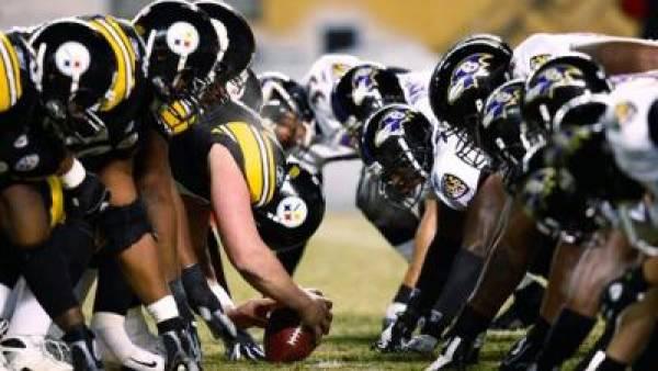 Ravens Steelers Line