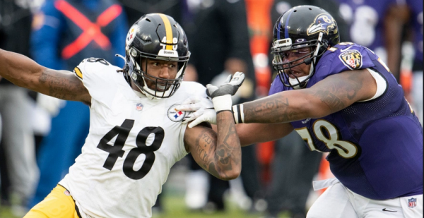 Baltimore Ravens vs. Pittsburgh Steelers Thanksgiving Day Betting Odds, Prop Bets