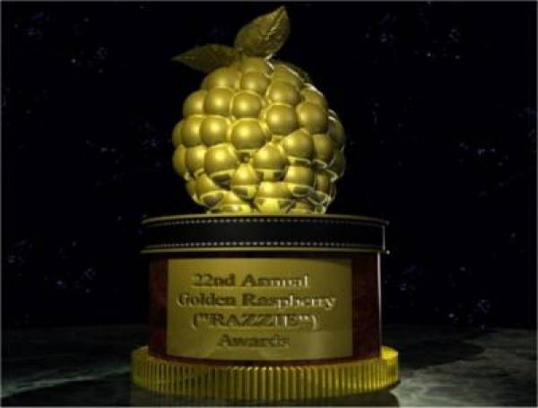 2011 Razzie Awards Odds