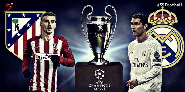 Real Madrid v Atletico Madrid Betting Preview, Tips, Odds 2 May