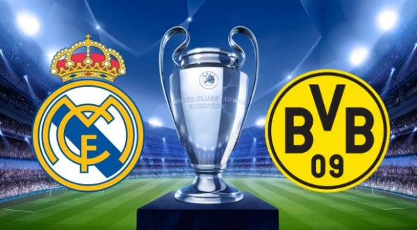 Real Madrid v Borussia Dortmund Betting Preview, Latest Odds - Champions League
