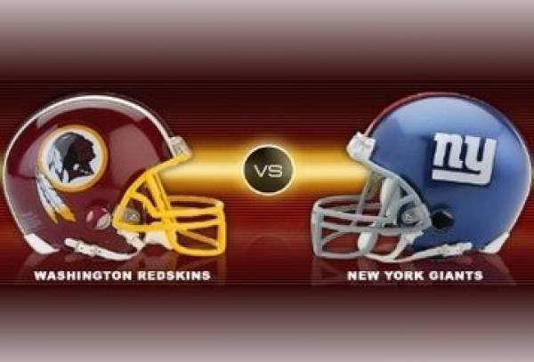Redskins-Giants