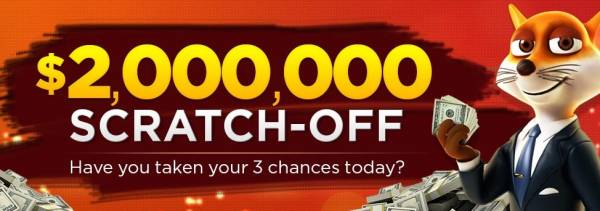 New Jersey Resorts Casino Online Scratch Cards and a Chance to Win $2 Million