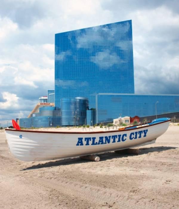 New Jersey Casino Revenue Down 3.6 Percent:  Revel Sees Improvements
