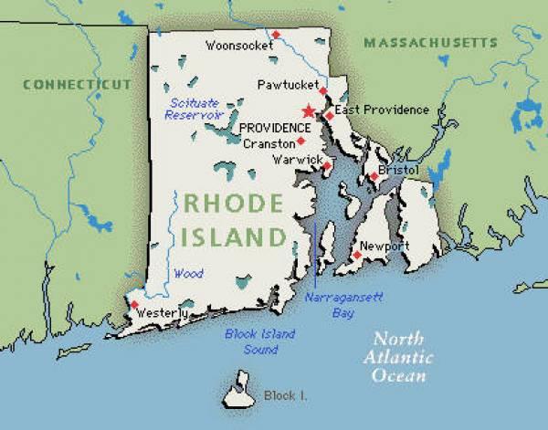Mobile Online Betting in Rhode Island Hits Road Block