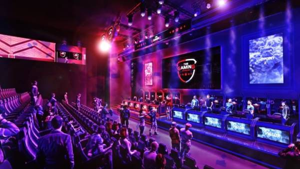Richmond eSports Arena Will Be 1st in Canada
