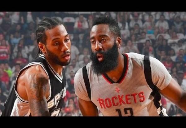 Rockets-Spurs Game 5 NBA Playoffs Betting Odds